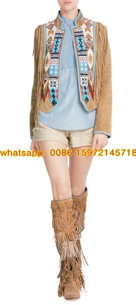 1 Kg 10 Pcs Boho Tassel Square Indiana Boho Murah bohemian kneed boots spirit style knee high fringed and tie wrapped moccasins brown