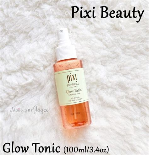 Pixi Glow Tonic 100ml Travel Size 1 27 best skincare images on swatch skin