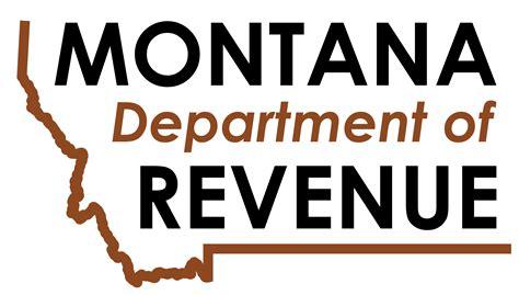 home montana department  revenue