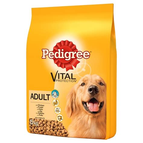 pedigree puppy food reviews pedigree complete food chicken and rice 15kg