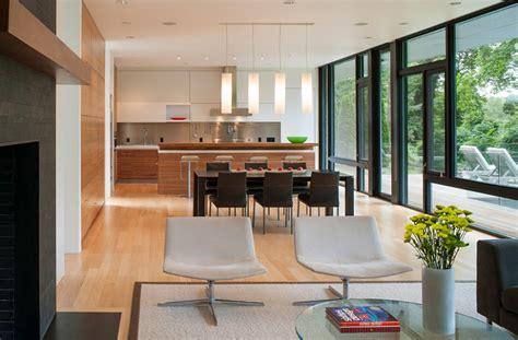 Award Winning Kitchen Designs modern box house with interior glass bridges modern