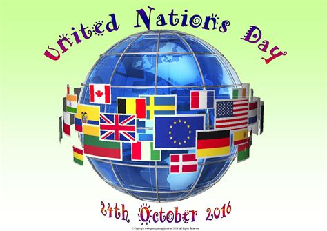 United Nations Nation 23 by United Nations Day 24th October 2016 Quality Aging