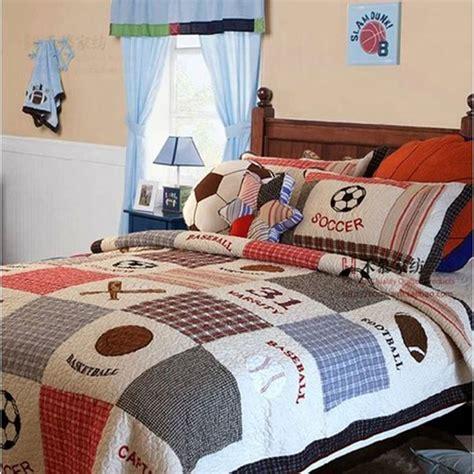 Handmade Bedding - handmade patchwork quilt bedding set childhood menory