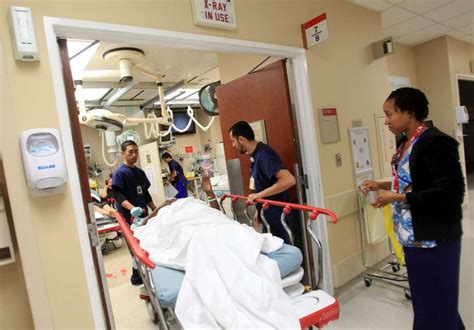 black emergency room hospitals fear obamacare plans could more bad debt houston chronicle