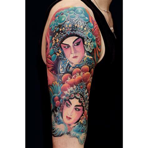 chinese tattoo art
