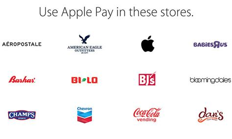 apple adds 14 new merchants to apple pay website including