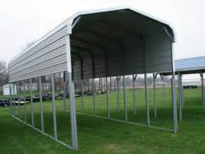 Steel Carport Shelter 12x36x10 Steel Boat Or Rv Storage Carport Boat Rv