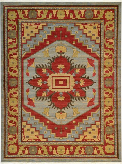 Style Rugs Heriz Design Rug Traditional Perisan Style Rugs