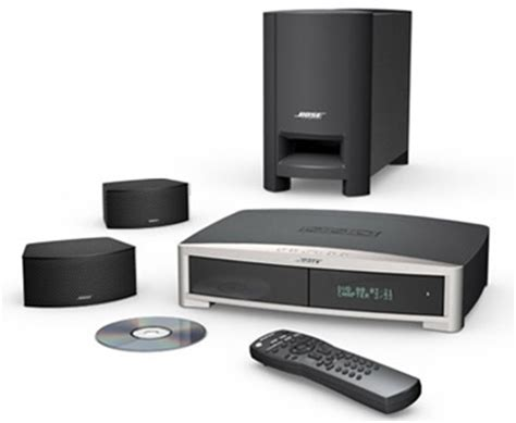 bose 174 3 2 1 174 gs series ii dvd home entertainment system