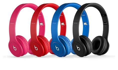Headset Beats Hd Headphone beats hd drenched headphone groupon goods
