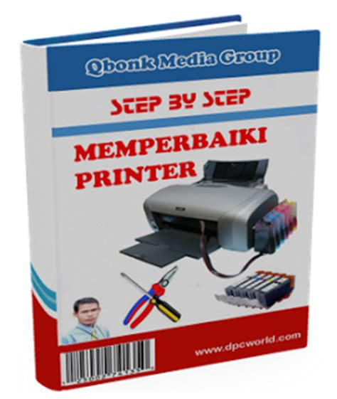 Printer Epson Kediri panduan cara memperbaiki printer lengkap dengan gambar