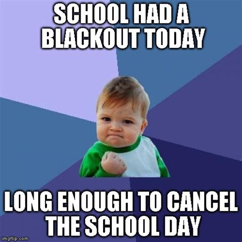 School Today Meme - this actually happened imgflip