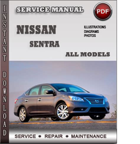 car service manuals pdf 1996 nissan sentra head up display nissan sentra service repair manual download info service manuals