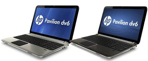 Engsel Notebook Hp Pavilion Dv6 Series Silver hp 15 6 inch dv6z edition now available for 650 notebookcheck net news