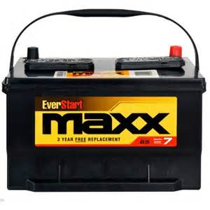 Car Battery Price Walmart Everstart Maxx Lead Acid Automotive Battery Size