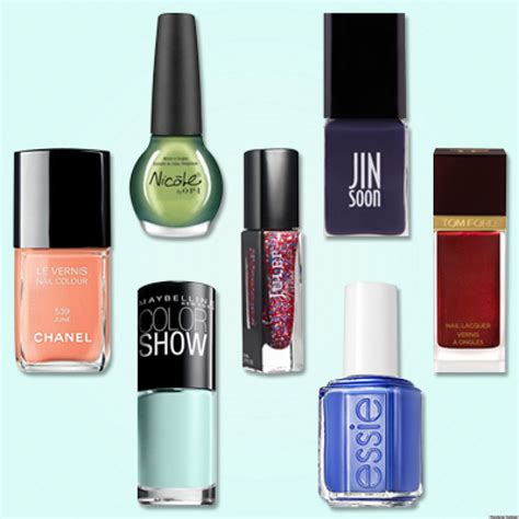 Best Mercier Nail Lacquer by Best Nail Colors Of 2012 Chanel June Essie