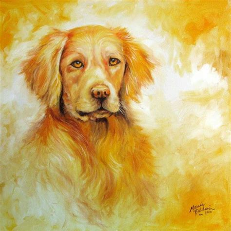 golden retriever paintings golden retriever paintings www imgkid the image kid has it