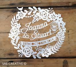 Wedding Papercut Template by Papercut Template For Wedding Day Anniversary