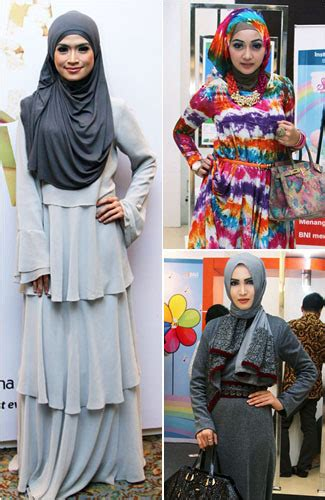 Sosialita 30 Hari fashion do s don ts sosialita indonesia berhijab terbaik minggu ini