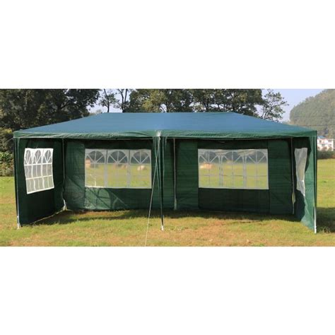 Portable Gazebos For Sale Outdoor Portable Gazebo Marquee Tent In Green 3x6m Buy