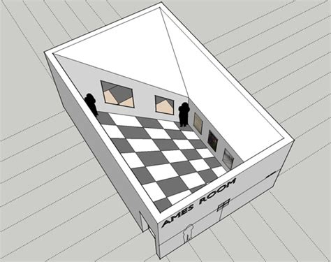 how to build an ames room perspective resources how to construct an ames room