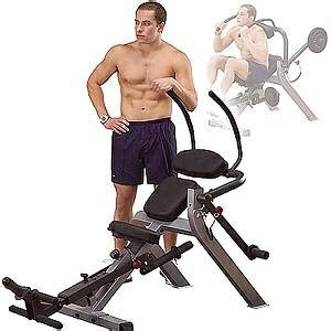 body solid semi recumbent ab bench utility benches buy fitness online