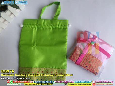 Souvenir Tempat Cincin Kaleng Warna Kemas Plastik souvenir kantong songket habutay kemas souvenir pernikahan