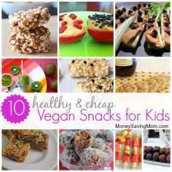 10 healthy and cheap vegan snacks for kids money saving mom 174