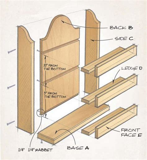 woodworking plans spice cabinet woodworking projects ideas