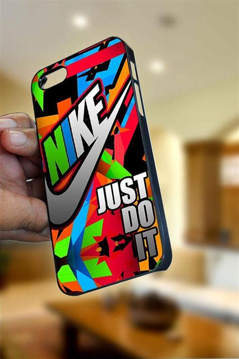 Nike Fullcolor White nike just do it color iphone cover quot option