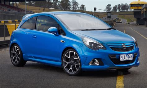 Opel Corsa Opc Technical Details History Photos On