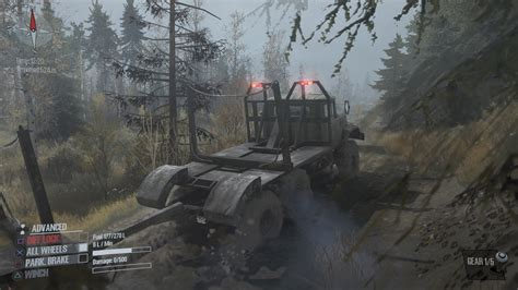 Spintires Mudrunner Ps4 by Spintires Mudrunner Ps4 Review Playstation Country