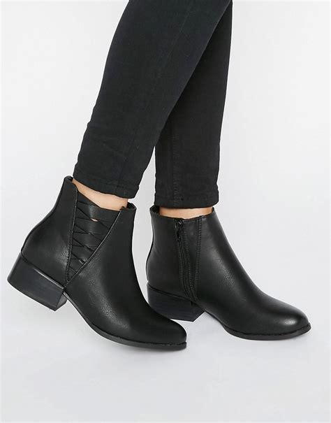 call it boots for call it onillan heeled ankle boots shopstyle co