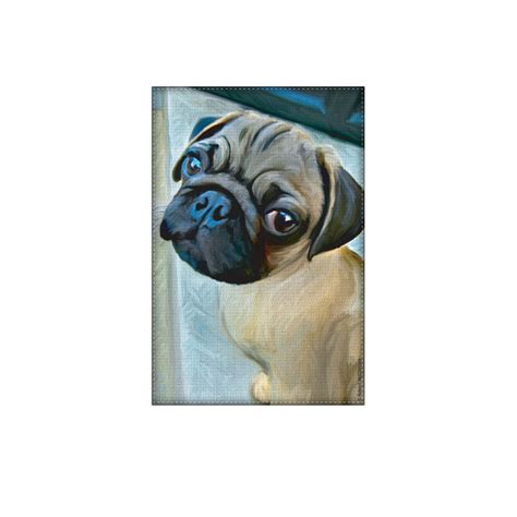 pug garden flags littlegifts