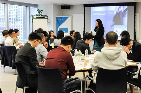 Eligibility For Mba In New York by Ckgsb S Mba Program Hosts Nyc Networking Session Ckgsb