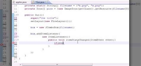 java swing drop down list how to create drop down lists when programming in java