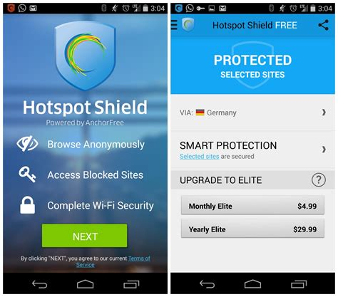 hotspot shield android hotspot shield for android 28 images hotspot shield free vpn proxy android apps on play