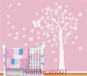 Wall Decals For Baby Nursery Wall Decals Baby Decals Nursery Decals Tree Decals