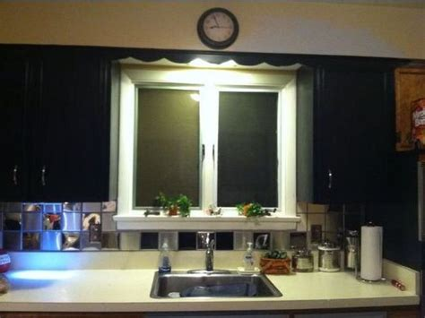 how to cover an ugly kitchen backsplash way back cheap way to cover ur ugly kitchen backsplash tile hometalk