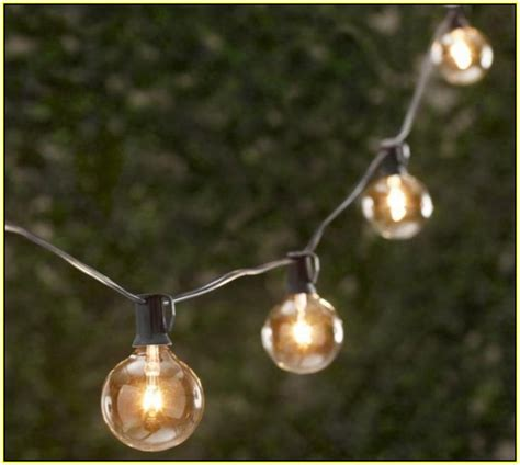 globe lights string australia lighting ideas