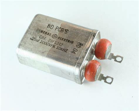 ge snubber capacitor new ge 25uf 1000v pk polypropylene paper high voltage snubber capacitor ebay