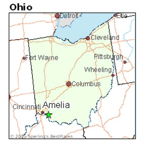 amelia ohio best places to live in amelia ohio
