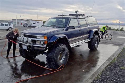 truck island extrem mobile auf island die insel der wilden