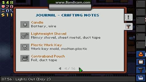 how to craft putty in the escapists how to craft thing on the escapists things to craft on