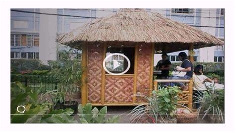bahay kubo house design bahay kubo house design philippines youtube