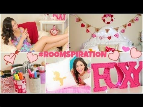 diy room decorations bethany mota diy room decorations for s day more bethany