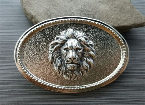 Handmade Belt Buckle - buy a crafted handmade oxidized silver brass