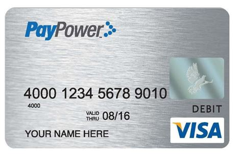 prepaid debit card expert review paypower visa prepaid card - Prepaid Gift Cards With No Fees