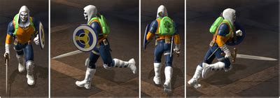 Rocket Raccoon Criminal Record Taskmaster Marvel Heroes Complete Costume List
