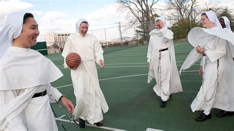 a habit of service my convent story books for these nuns habits are the new radical npr